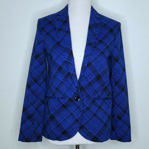 Lord & Taylor 424 Fifth Blazer Size 0 Lined Career